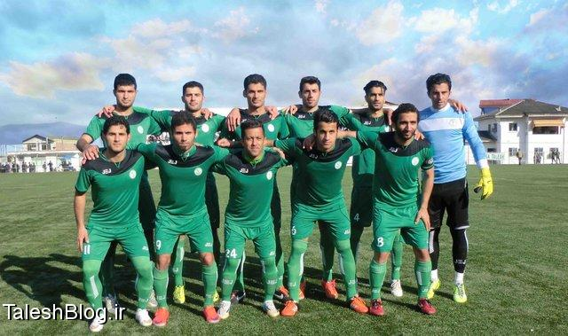 مسابقه دوستانه فوتبال چوکای تالش و پرسپولیس تهران