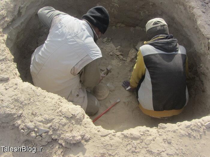دستگیری حفاران میراث فرهنگی در هشتپر