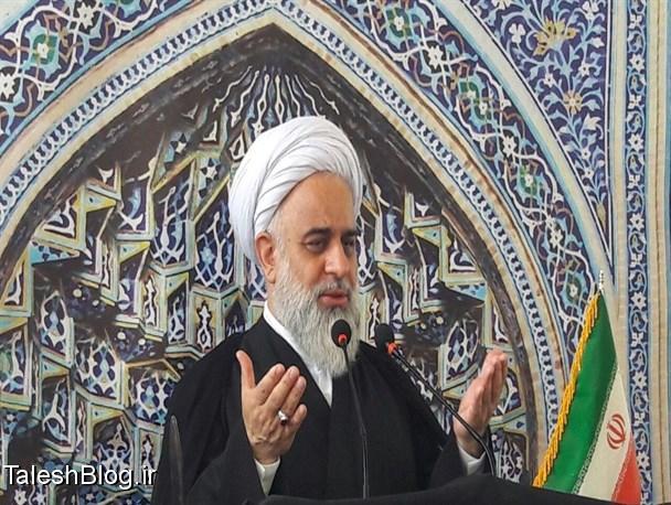 ترک جلسه توسط فرماندار رضوانشهر توهین به مردم حاضر در مسجد بود