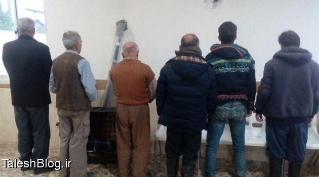 دستگیری 6 دزد آثار باستانی در رضوانشهر
