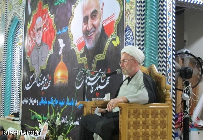 اقدام موشکی سپاه ایران، دشمنان را در سکوت خبری فرو برد