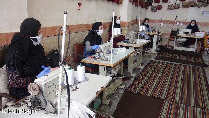 مشارکت جوانان پره سری در کمپین شهر پاک