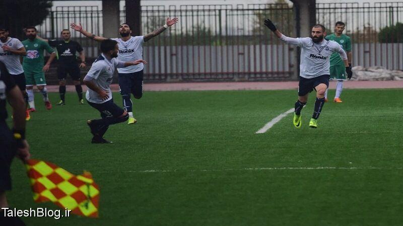 رقابت فوتبالی تیمهای ملوان و چوکا